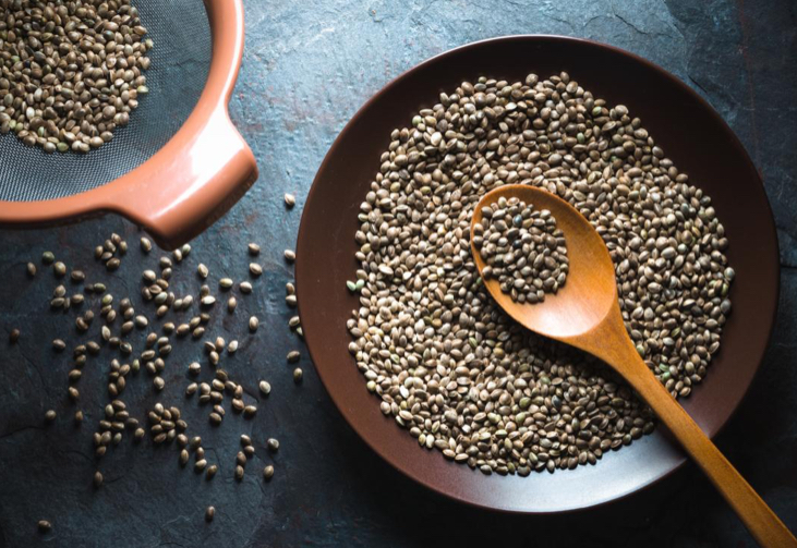 Health benefits of hemp seeds